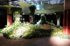 The Lowline would take advantage of custom-made solar technology to illuminate the subterranean garden, and provide plants with the solar juice they require to perform photosynthesis. Photo Credit