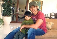 LV: My Son is my best friend. He makes me feel young - hrithik : Can a Father and a Child be best friends?? A) Yes | B) No | lovevivah