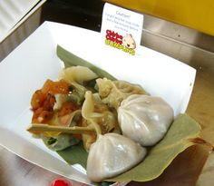 Chirba Chirba Dumplings