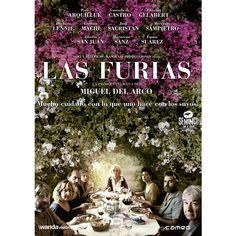 Las furias [Videograbación] / dirigida por Miguel del Arco