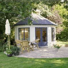 Garden summer house ideas for your outside space Garden houses