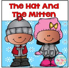 Jan Brett has written two delightful stories that fit perfect with the winter theme. This packet contains: Reader's Theater for The Hat and The Mitten, Name cards for characters, 20 Vocabulary cards with pictures and more!
