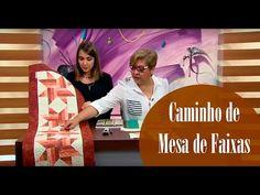 Caminho de Mesa de Faixas: Ana Cosentino no Programa Mulher.com - YouTube