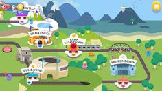 Dumb Ways to Die The Games- screenshot City Generator, Dumb Ways, Safety Message, Monster Games, Hack Online, Android Apps, Dumb And Dumber, Google Play, Product Launch