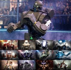 Robot Combat League by Syfy
