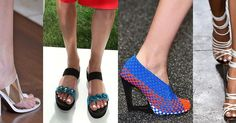 Paging all shoe-lovers — and that's all of us, right? The Spring '15 runways have kicked off, giving us a whole new crop of kicks to covet for the next season. So what exactly do we have to look forward to? Designers emphasized wearability and