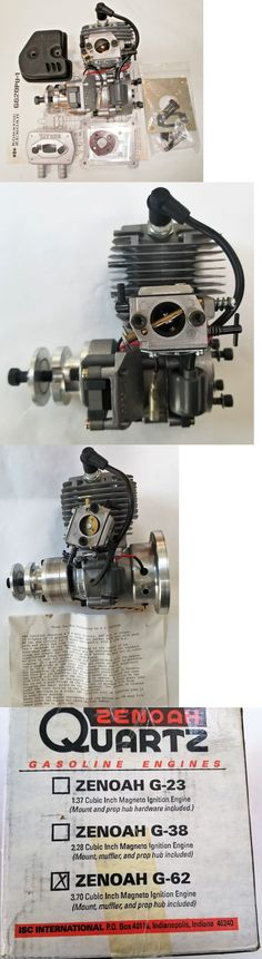 Motor and Engine Parts and Accs 182193: **New** Zenoah G62 Engine For Rc Model Airplane Gasoline Engine G620pu-1 ~ -> BUY IT NOW ONLY: $445 on eBay!