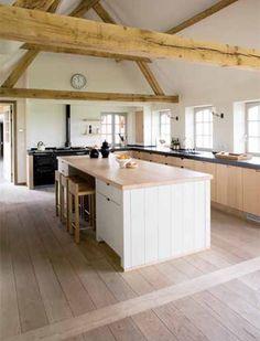 Belgian flooring