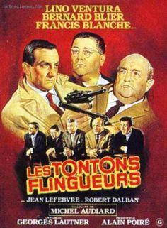 Les Tontons Flingueurs... Lino, Francis et Bernard: que de belles fourchettes :)