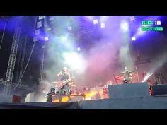 Sunrise Avenue: Impressionen vom Konzert 2015 @ Königsplatz in München - YouTube