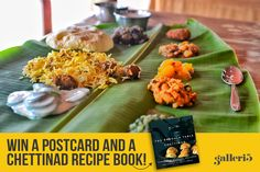 While Kishi and George were lucky to relish authentic Chettinad cuisine at The Bangala, you can recreate those delectable dishes in the comfort of your kitchen! All you need to do is go to the 'Postcards from the South' gallery on the galleri5 app and write a cool caption for the dishes clicked by Kishi, and you could win the well acclaimed @TheBangalaTable book and a postcard from Kishi writing about the dishes!  #postcardsfromthesouth #roadtothesouth #foodahol