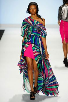 project runway/kimberly goldson, ss 2012