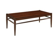 Urbana Coffee Table by Keystone Designer (does lots of customization - available through MD Rickers sales rep)