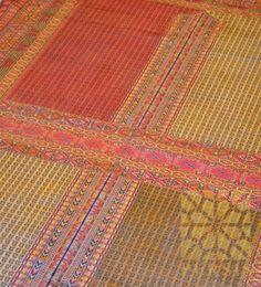 Turkman rug with four sea on motif Ensi
