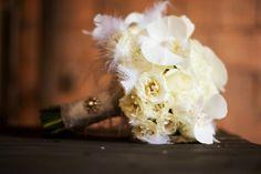 White Bouquet #weddingflowers