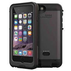 Lifeproof FRĒ Power Waterproof iPhone 6 Battery Case