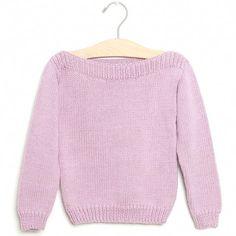 Little Lief boat sweater