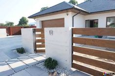 House Gate Design, Door Gate Design, Front Yard Fence, Front Yard Landscaping, Boundry Wall, Modern Fence Design, Outdoor Glider, Garden Retaining Wall, Brick Design