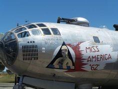 "Boeing B-29 Superfortress ""Miss America '62"""