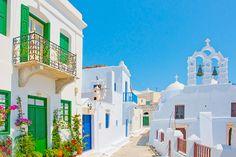 Аморгос, Греция