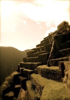 Machu Picchu - one of the most enchanting places I've ever been