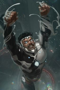 Superior iron-man