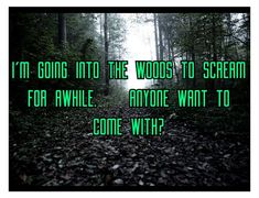 I feel like life has beaten me this week. I'm at a point where I don't know what else to do so it's off to the woods for me to have a scream and cry with Mother Earth. Lonliness, Walk Out The Door, Stress Quotes, Book Of Shadows, Earth Day, Mother Earth, Cancer Awareness, Wicca, Crying