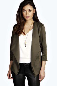 Felicity Shawl Collar Blazer alternative image