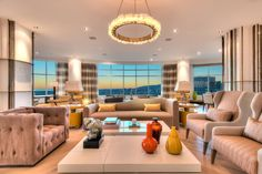 Tour a Custom Penthouse in Los Angeles | HGTV.com's Ultimate House Hunt >> http://www.hgtv.com/design/ultimate-house-hunt/2015/urban-abodes/urban-abodes-custom-penthouse-in-los-angeles?soc=pinhuhh