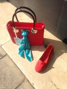 Rosso passione....moda e qua lita' insieme in un solo prodotto!!!