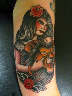 Tattoo by El Carlo