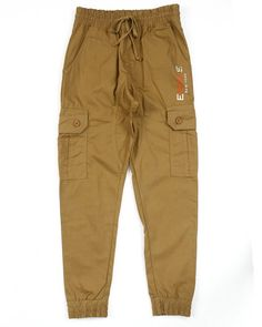 Find RIPSTOP CARGO JOGGERS (8-20) Boys Bottoms from Enyce & more at DrJays. on Drjays.com