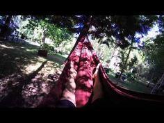 EAT SLEEP TRAVEL La Casona de Odile à El Bolsón en Argentine - YouTube Destinations, Blog Voyage, Outdoor Furniture, Outdoor Decor, Time Travel, Hammock, Argentina, Viajes, Swim
