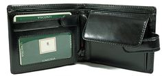 Visconti Monza 5 Quad Fold Soft Leather Italian Glazed Wallet -- Check out this great image  : Travel accessories
