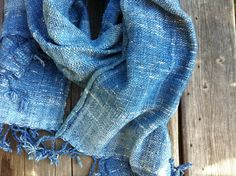Indigo blue...
