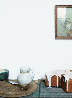 HG | Michael Graydon   Nikole Herriott Cream Cheese Citrus Pound Cake