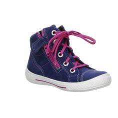 Superfit Mädchen - Sneaker Blau/pink im Salamander Onlineshop - 333.602 837253