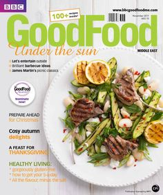 BBC Good Food Middle East Magazine  November 2011 Issue | BBC Good Food Middle East is a must-have for everyone who loves cooking and eating. It's full of mouth-watering ideas for quick everyday dishes, inspirational entertaining and any recipes you've ever dreamt of – all devised to save you time and effort. Food news, chef interviews, what's new in the shops, gadgets, tips, giveaways and competitions – you'll find it all in BBC Good Food Middle East. Elegantly designed, the magazine is…
