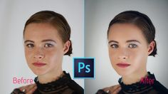 Photoshop CC Tutorial: High End Beauty Retouching