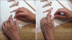 Modeling Chocolate Seashells