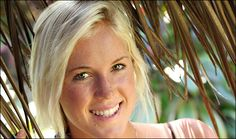 Bethany Hamilton, surfer who lost an arm to a shark and went back to surfing!