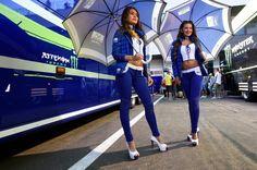 Girls, Austrian MotoGP Race 2016