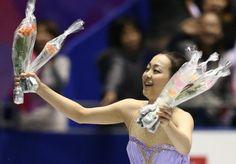 写真特集:2013フィギュアGP第4戦 NHK杯