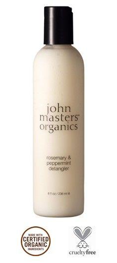 Rosemary & Peppermint Detangler John Masters Organics
