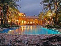 Florida Mansions