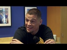 Nate Diaz jokingly thought the UFC wouldn't pay him for win over Conor - YouTube