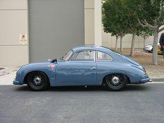 BUILD // The 'Outlaw' Porsche 356 by ColdTrackDays.com, via Flickr