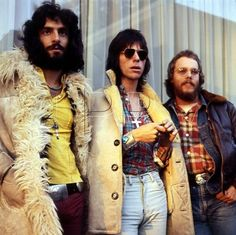 """Beck, Bogert, & Appice - cool supergroup born out of the ashes Vanilla Fudge, Cactus, and The Jeff Beck Group. Their version of """"Superstition"""" is incredible."""