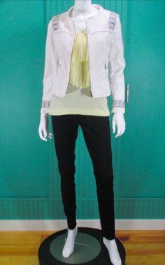 Anthropologie Women's Top Language Flounced Split Sleeve Tunic Yellow #Anthropologie #KnitTop
