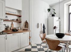 A Swedish home in perfect harmony | my scandinavian home | Bloglovin'